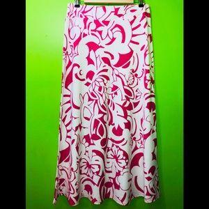 TALBOTS MAXI Skirt Women's Medium
